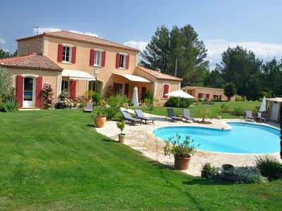 Photo for Bed and breakfast of charm for 2 people in Provencal country house
