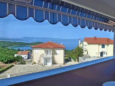 Photo for Holiday apartment with balcony and sea view