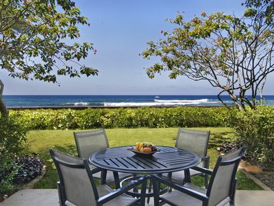 Photo for Poipu Kapili #55: 2 BR / 3 BA condo in Koloa, Sleeps 6