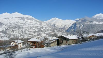 Photo for Les Gentianes_Chalet Darentasia, 5mn from the slopes with the funicular