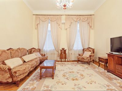 Photo for Apartment LUX Gorodetsky Maidan parking