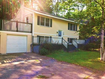 Photo for Patrician Shores Winnipesaukee Water Access Home Sleep 10