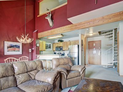 Photo for Winter Escape+Loft Perfect Blend of Mountain + Town Sleeps 6