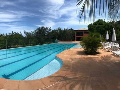 Photo for Casa Praia do Forte, safe and quiet condominium, furnished and very comfortable.