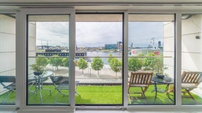 Photo for SPECTACULAR WATER VIEW 2 Bedroom, 2 Bathroom - EXCEL LONDON