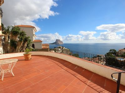 Photo for Villa in Calpe with private pool - MAR41F