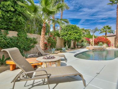 Photo for Exquisite Home w/ Private Heated Outdoor Pool & Spa, Outdoor Kitchen & More!