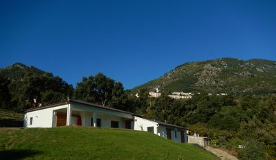 Photo for PROMOTION JULY rental superb villa seen sea and mountain
