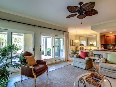 Oceanfront Access from this Beautiful Condo on Amelia Island Plantation