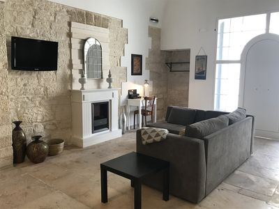 Photo for Cozy stone house in the center of Giovinazzo