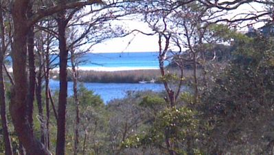 Photo for BEAUTIFUL GULF & LAKE VIEWS, BEACH SETUP, LATE SUMMER SPECIALS