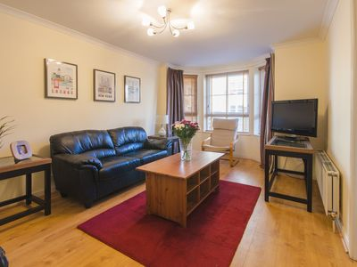 Photo for City apartment, very spacious with Free parking and Wi-Fi
