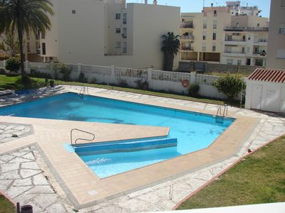 Photo for Great apartment in the center of Nerja, 1 bedroom