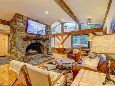 Photo for Your Private Lodge- New, Views – Stay in Style, Walk to Village & Gondola