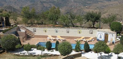 Photo for Enjoy your holiday in the mountains above Malaga