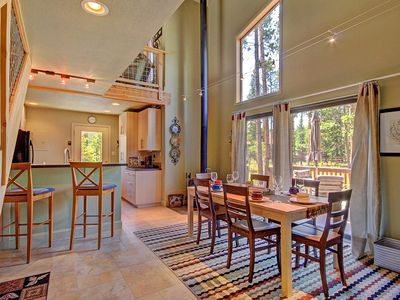 Photo for Charming & Remodeled Duplex on Peak 7, Shared Outdoor Hot Tub