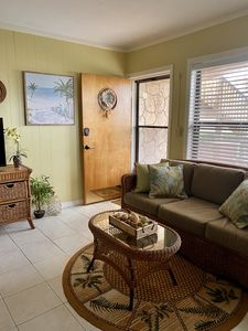 Photo for Adorable condo in a quaint, quiet setting steps away from ocean.