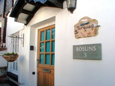 Photo for Vacation home Bosuns Cottage in Torquay - 5 persons, 3 bedrooms