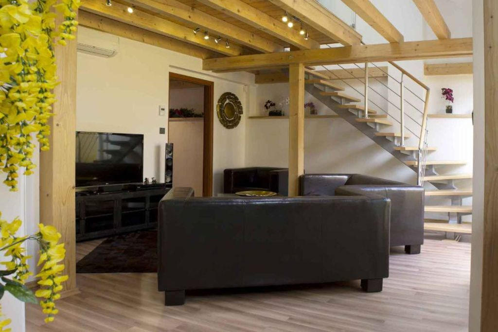 Attic Olivova II - A cote de la Place Wenceslas - Grand Luxury Apartments