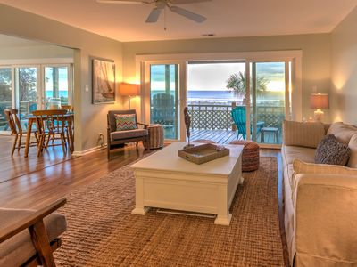 Photo for Sol Shine - Ocean front home, nicely remodeled