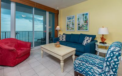 Photo for LIGHTHOUSE! Popular Property! ~ 1 BR Beach Front! XTRA BATH! *7 Night SPECIALS!