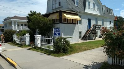 Photo for Cape May Family Vacation Rental only a 1/2 block from Cape May's best beach