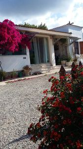 Photo for INDEPENDENT VILLA OVERVIEW BETWEEN CAGLIARI AND VILLASIMIUS