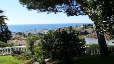 Photo for Holiday house overlooking the sea and Africa