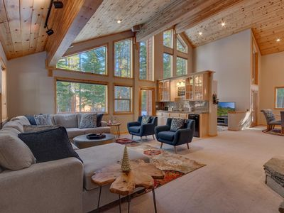 Photo for NEW LISTING - Matterhorn - Luxury Tahoe Donner 4 BR with Hot Tub