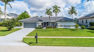 Photo for STUNNING fully renovated waterfront home - Walk to the Beach-COME AND ENJOY !
