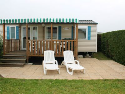 Photo for Homerez last minute deal - Beautiful bungalow with pool access