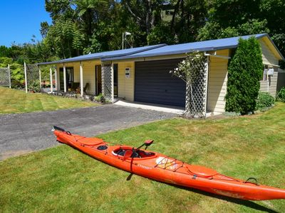 Photo for Lake Rotoiti Retreat – Family, Fishing and Boating
