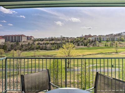 Photo for NEW! Condo on Golf Course w/ Pool - Walk to Strip!