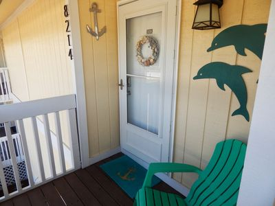 Photo for Condo #8214 is a Whimsical Beach Themed Studio.