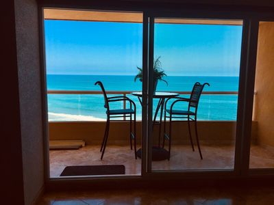 Photo for Rosarito Beach Ocean Front Spectacular 180 degrees of Views of the Pacific