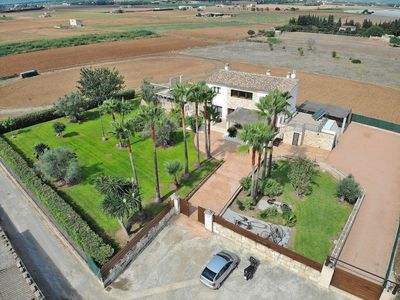 Photo for Son Sastre - Villa with a fantastic garden,swimming pool and views 024