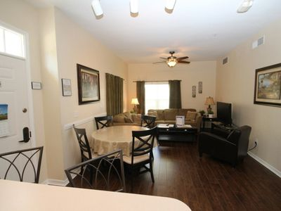 Photo for Luxury Townhome in Resort Community minutes to theme parks