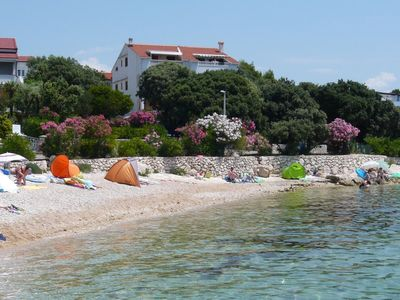Photo for Holiday apartment Mandre for 2 - 3 persons - Holiday apartment