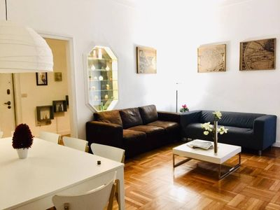 Photo for Exclusive 4 bedrooms apartment in Milan center