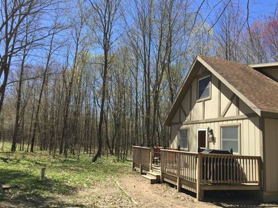 Photo for 3BR Chalet Vacation Rental in Elmira, Michigan