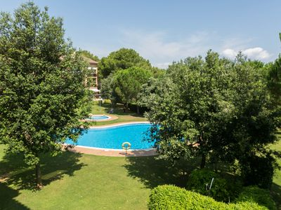 Photo for 3 bedroom apartment in Platja de Pals, terrace and shared pool (H60)