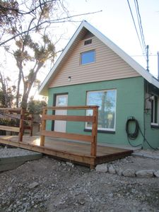 Photo for Rocky Top Retreat - Charming Cabin w/ Great Views!