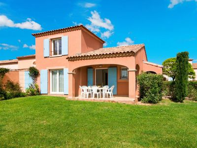 Photo for 3 bedroom Apartment, sleeps 8 in Homps with Pool and WiFi