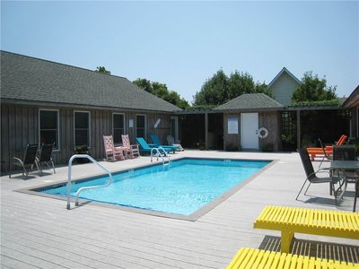 Photo for Cabana III:  Perfect getaway for two that offers a shared pool.