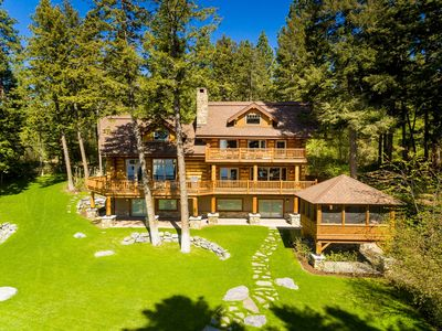 Photo for 4BR House Vacation Rental in Bigfork, Montana
