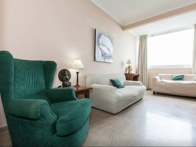 "Photo for Apartment a short walk away (51 m) from the ""Norte"" in Seville with Lift, Washing machine (510637)"