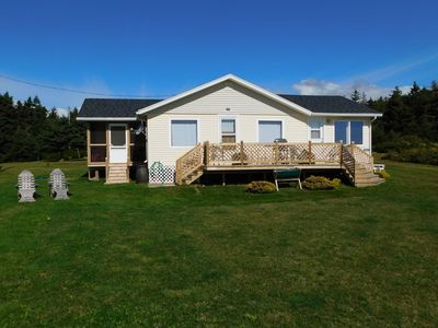Photo for Beautiful  cottage on tranquil beach in Prince Edward Island