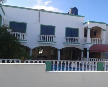 Photo for Apartment with pool in Puerto Plata