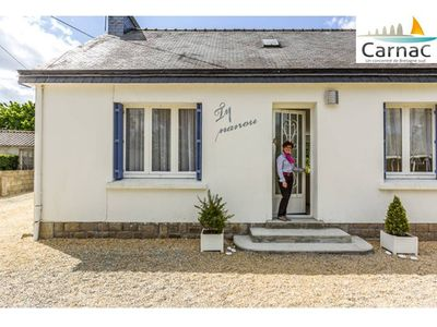 Photo for In the heart of carnac city, a haven of peace or young and old will recharge their batteries