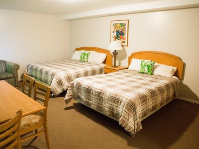 Photo for Larger Single room with 1 King and 1 Queen